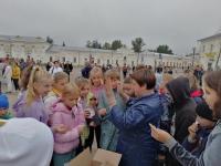 """Городской праздник - фестиваль """"Торжок-город наших детей"""""""