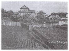 Дом на улице Ржевской