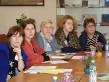 Участники научно-практического семинара