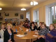 Участники межрегиональной научно-практической конференции