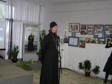 Протоиерей Георгий Беляков, настоятель храма Преображения Господня в селе Спас Торжокского района