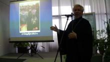 Протоиерей Алексей Злобин, настоятель церкви в честь Рождества Пресвятой Богородицы в с. Городня