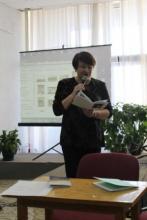 Е. В. Громова, библиотекарь ТПК