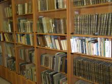 Домашняя библиотека В.Ф. Кашковой