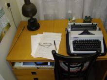Рабочий стол Валентины Федоровны Кашковой