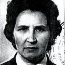 С.В. Прохорова - заведующая детской библиотекой с 1951-1969 г.г.