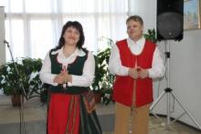 Марина и Андрей Кирпу